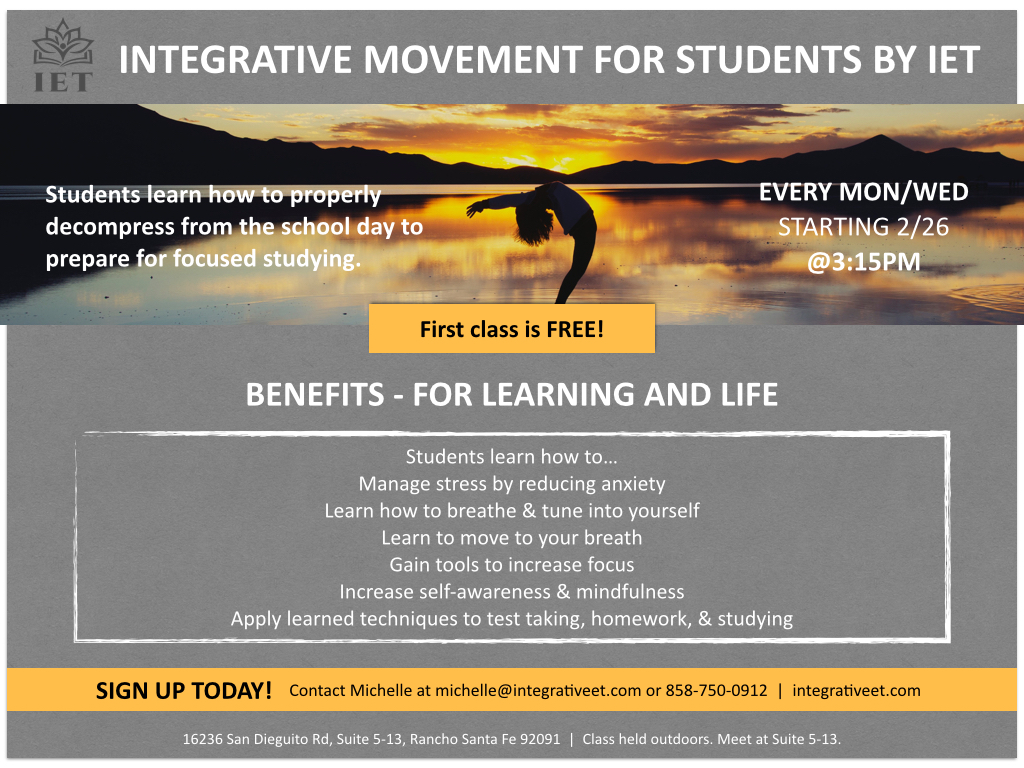 Integrative Movement